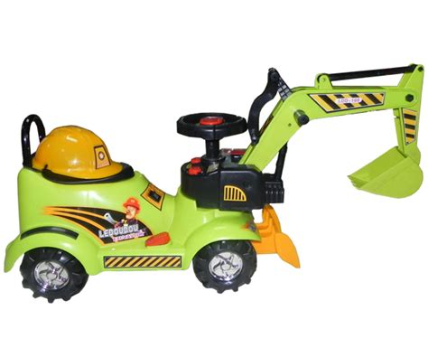Exavator Mainan Aman Untuk Anak Iiw motor excavator mainan anak ldd 168