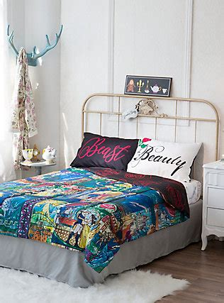 Bohemian Duvet Cover King Beauty And The Beast T Shirts Amp Merchandise Topic