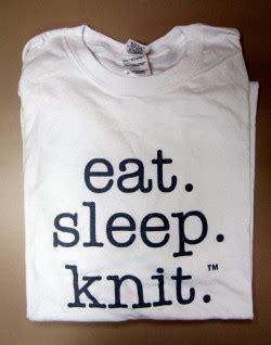 eat sleep knit eat sleep knit t shirt review allfreeknitting