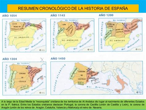 la espaa cristiana h 170 de espa 241 a resumen desde hispania prerromana hasta la