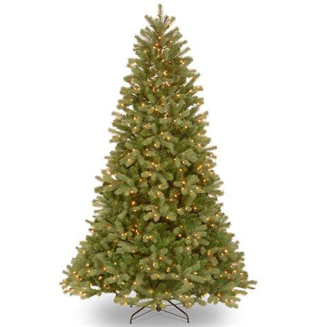 national tree company 7 5 ft feel real 174 downswept douglas