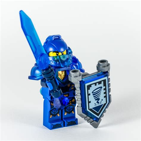 Review Lego Nexo Knights 70330 Ultimate Clay