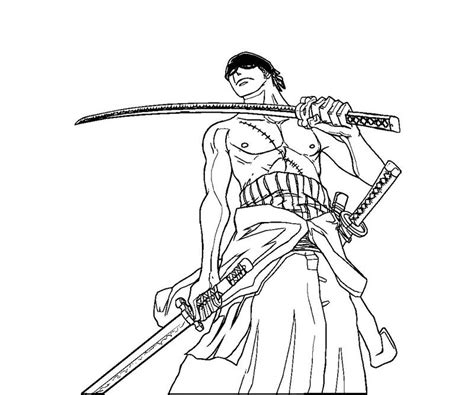 coloring page zoro roronoa zoro 13 coloring crafty teenager