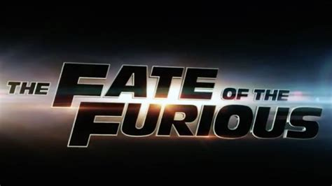 the fate of the furious un premier teaser d 233 coiffant pour fast and furious 8