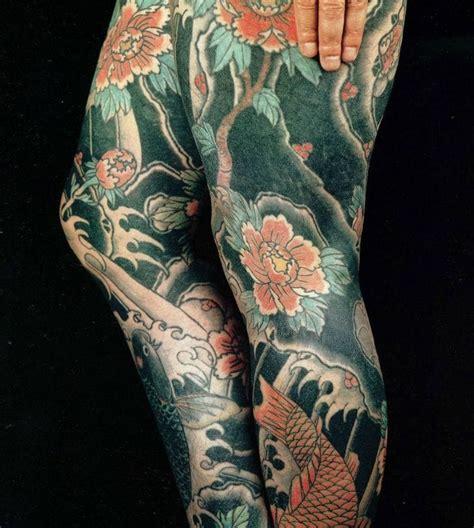 japanese tattoo knee 25 badass knee tattoos tattoodo