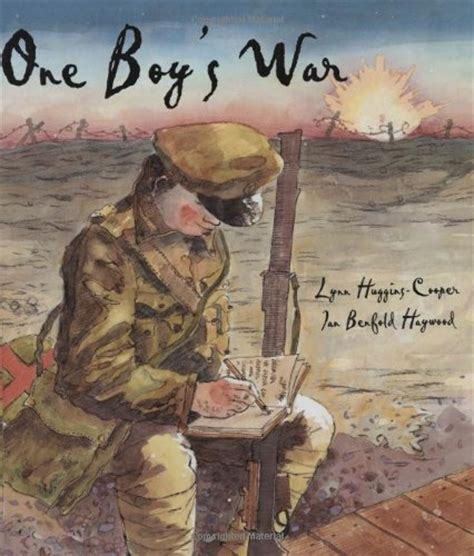 children s books reviews one boy s war bfk no 175