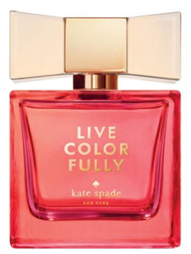 live colorfully perfume live colorfully kate spade perfume a fragrance for
