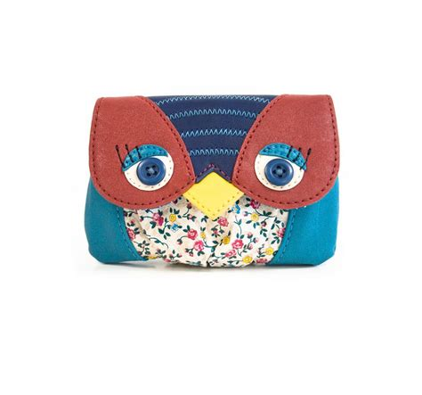 Ollie Nic Multi Coloured Duffel Bag by Ollie Nic Eric Owl Purse Lyst