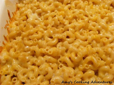 macaroni cheese easy mac and cheese recipe dishmaps