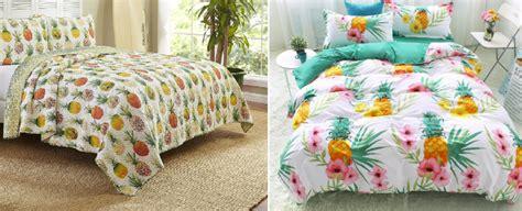 pineapple comforter set pineapple bedding sets and duvet covers beachfront decor