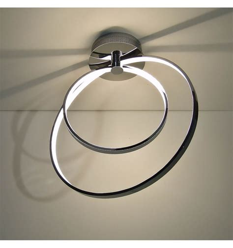 Chrome Ceiling Lights B Q Integralbook Ceiling Light Design Chrome Led Circles Collection Circle