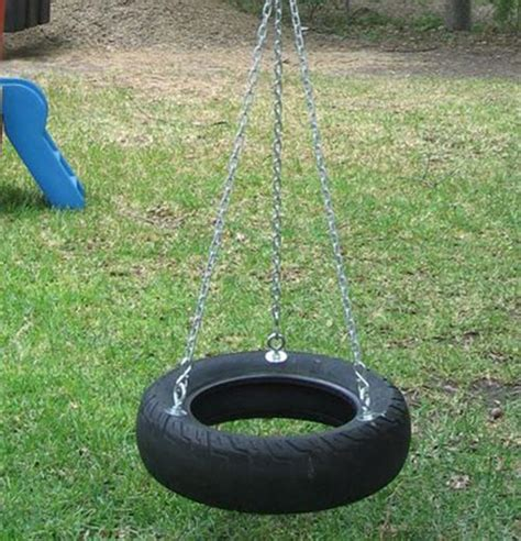 how to make a good rope swing 20 brilliant ways to reuse and recycle old tires home