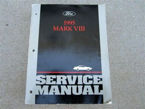 car service manuals pdf 1995 lincoln mark viii navigation system 1995 lincoln mark viii owners repair manual 1995 lincoln mark viii electrical and vacuum