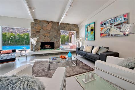 appartamenti da sogno interni villa da sogno a palm springs in california casa di stile