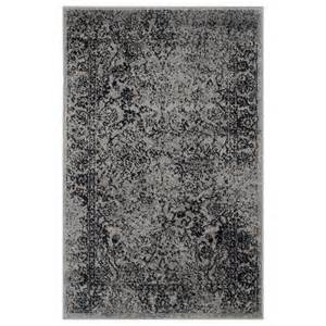 Black And Gray Area Rug Safavieh Adr109b Adirondack Grey And Black Area Rug Lowe S Canada