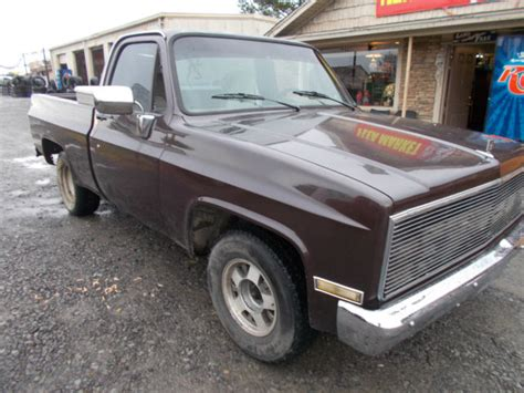 chevy truck bed for sale 1986 chevy silverado short bed truck classic chevrolet c