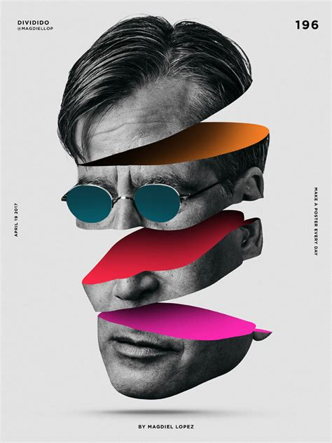 design poster art a poster every day by magdiel lopez
