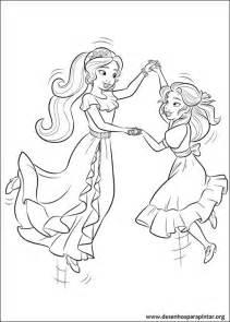 elena avalor desenhos colorir imprimir pintar da nova princesa da disney desenhos