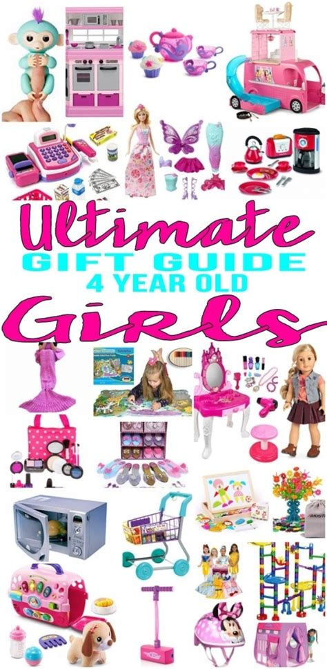 birthday gift ideas for 4 yr old girl birthday party ideas