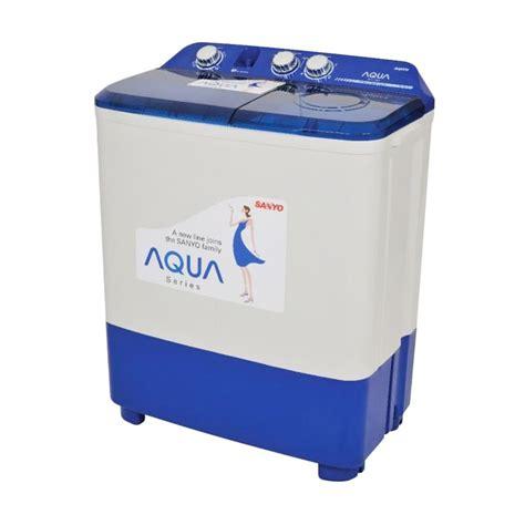 Mesin Cuci Sanyo 12 Kg jual sanyo aqua series sw 870 xt mesin cuci 8 kg harga kualitas terjamin blibli