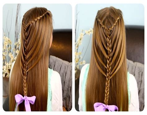 And Easy Hairstyles by Easy Hairstyles For Hair For School Step By Step