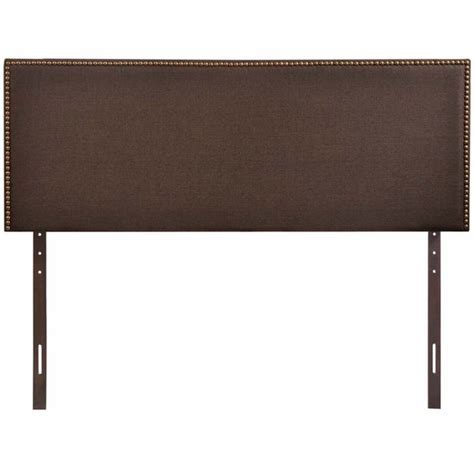 Headboard Nailhead by Region Nailhead Upholstered Headboard Modern In