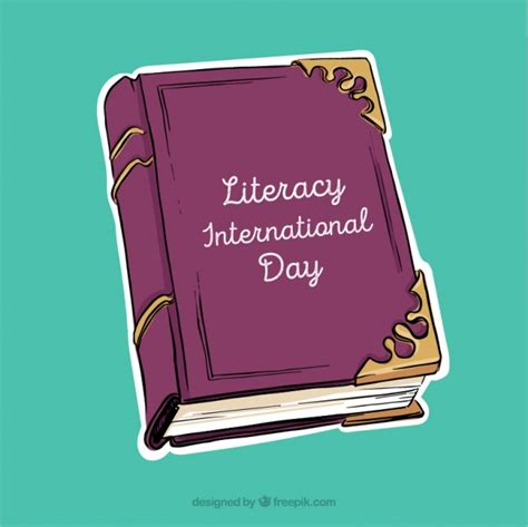 the color purple book background purple book for international literacy day background