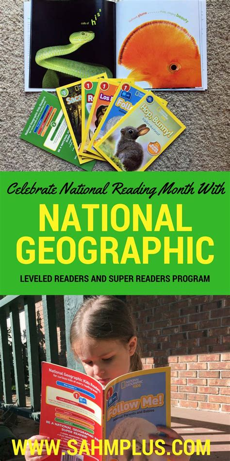national reading month national geographic kids super readers momsmeet sahm plus