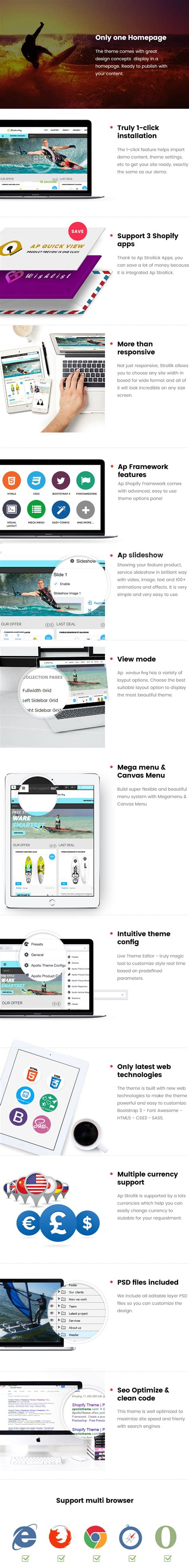 shopify themes for services free windsurfing shopify theme