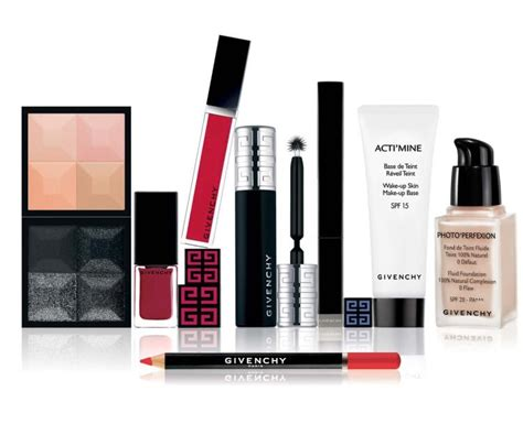 Makeup Givenchy givenchy vintage 2010 makeup collection