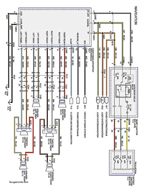 2006 ford escape wiring diagram wiring diagram with