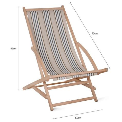 striped deck chairs for sale garden trading rocking deck chair clay stripe on sale