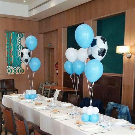 decoracion de mesas de comunion comunion tematica futbol blog daeryregalos