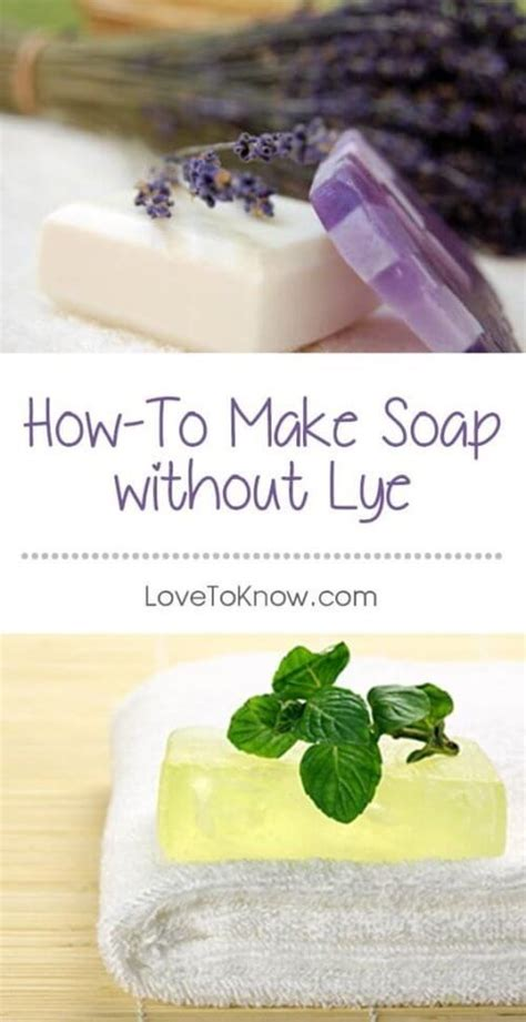 Handmade Soap Without Lye - 25 best ideas about essential oils soap on