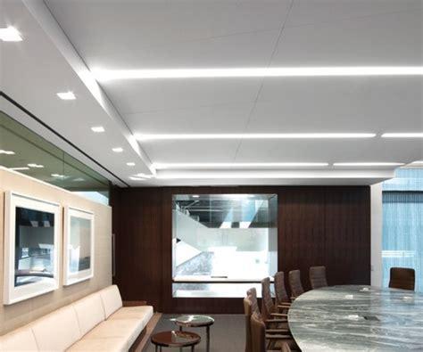 bureau montage en surface plafond luminaire fluorescent