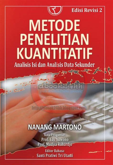 Buku Ajar Metodologi Penelitian Kesehatan buku metode penelitian sugiyono pdf crisecu