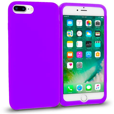 Jelly Gospery Iphone 6 for apple iphone 7 7 plus silicone rubber soft jelly skin cover ebay