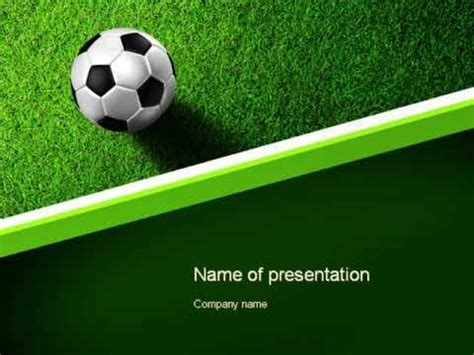 powerpoint templates soccer soccer near line powerpoint template