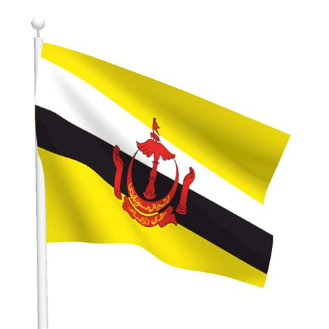 Swallow Wall Stickers brunei flag heavy duty nylon flag flags international