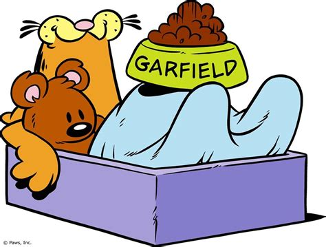 garfield couch pictures of sleeping people cliparts co