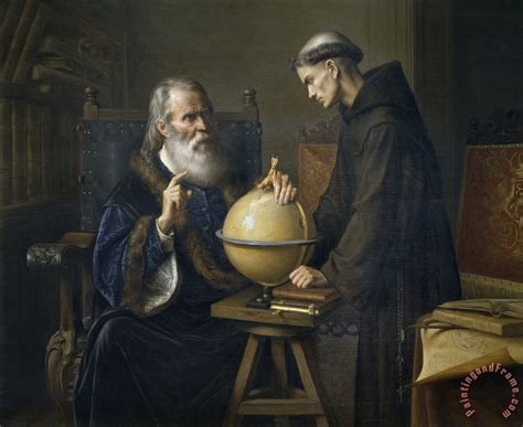 biography of galileo galilei astronomy felix parra galileo galilei demonstrating his new