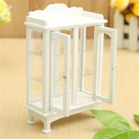 1 4 dollhouse furniture white 1 12 dollhouse miniature furniture wooden display