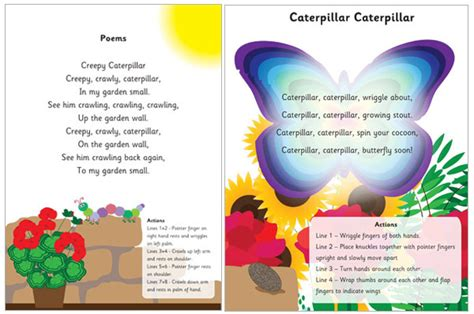 new year poems ks1 illustrated caterpillar poems eyfs ks1 poetry free