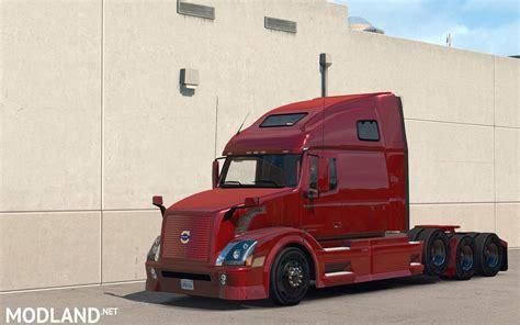 american volvo trucks volvo vnl670 v1 5 by aradeth ats mod for american truck