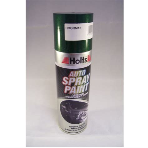 paint match hdgrm10 holts paint match pro aerosol green metallic
