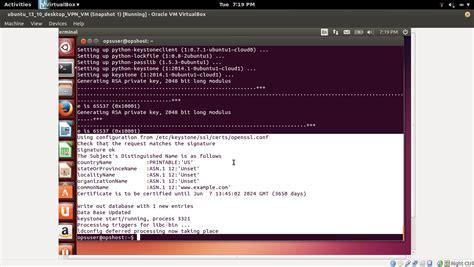 keystone node js tutorial fosshelp openstack icehouse multi node setup tutorial