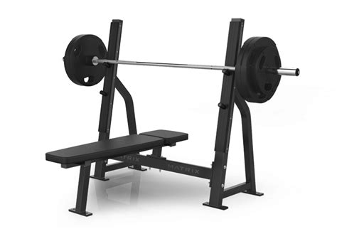 flat bench with rack buy matrix strength driven fitness