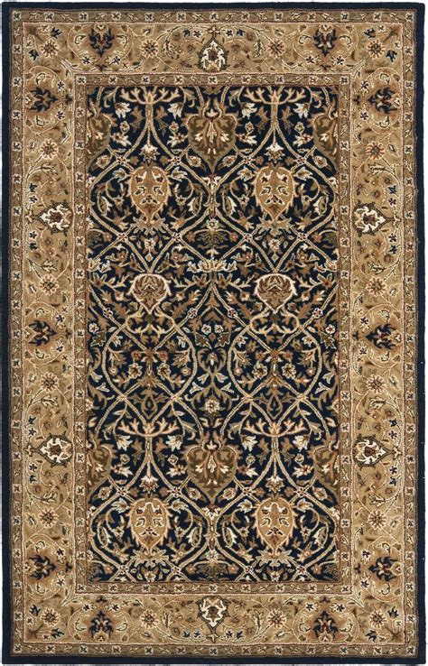 blue and gold rug safavieh legend pl819c blue and gold area rug free shipping