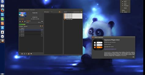 qt gstreamer tutorial sayonara try another great audio player in ubuntu linux