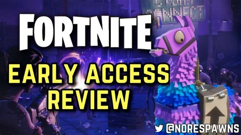 fortnite is bad fortnite early access review great bad